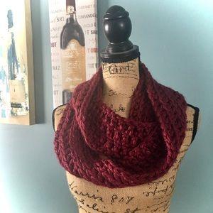 Accessories - Handmade Crochet Infinity Scarf